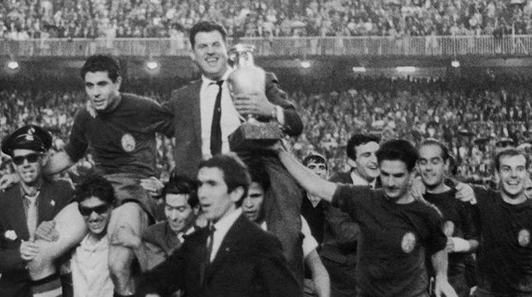ยูโร 1964 : สเปนเล่นในบ้าน